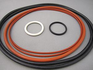 O Ring Cord Size: 6 mm (Nitrile)