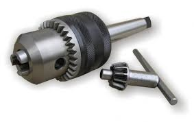 Drill Chuck Set With Arbor & Sleeve 13MM