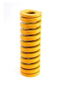 Coil Spring 25X76 Yellow