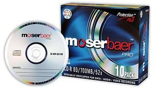 Moserbear Cd Pack Of 10
