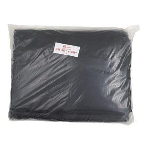 36X48 Inch Garbage Cover 20Mic (Pack Of 25 Bags)